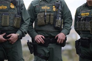 Border Patrol agent hospitalized with COVID-19 after responding to border crisis in March