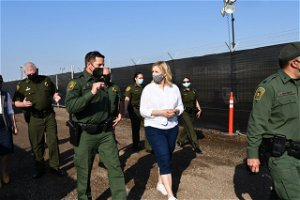 Ashley Hinson's Message to Migrants: 'Don't Come to the United States, Period'