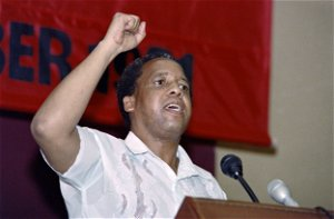 Commemorating 28 years since Chris Hani's death