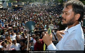 Gauhati High Court upholds bail order of Akhil Gogoi by special NIA court