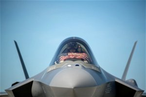 Forget the Haters: America's F-35 Stealth Fighter Is Second To None