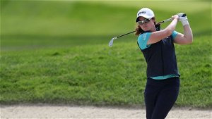 Maguire slips to five adrift ahead of final round