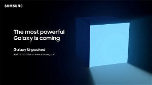 Samsung's third Unpacked event of 2021 set for April 28