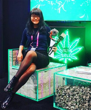 Interview: Green is the colour for Taiwan's pioneering 'weed lawyer' | Hong Kong Free Press HKFP