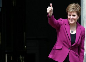 Sturgeon: Scotland independence vote matter of when, not if