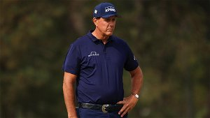 Mickelson praises 'perfectly done' set-up at Augusta