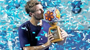 Cameron Norrie 'proud' after finally winning first ATP Tour title to justify Olympics snub