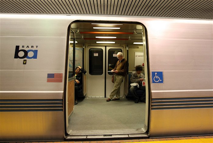 Woman tied to dog dragged to death by San Francisco train