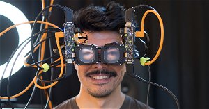 Facebook prototype projects your eyes onto a VR headset