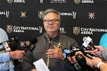 COVID forces Golden Knights coaches to quarantine; GM on bench