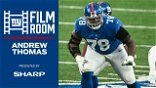 Inside the Film Room: What excites David Diehl about OT Andrew Thomas