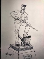 Franklin to erect statue honoring U.S. Colored Troops as part of Fuller Story