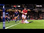 Video of the Week: Wales thrash England in 2013
