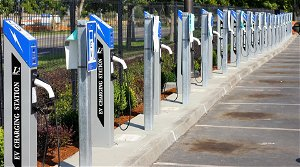 Deployment Of EU Electric Vehicle Charging Stations Too Slow: Report