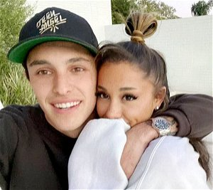 Ariana Grande marries Dalton Gomez in weekend ceremony