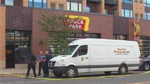 Investigators: One of the guns used at Truck Park bar shooting was a straw purchase