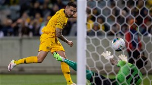 Australia ease past 10-man Nepal to secure World Cup qualifying progress
