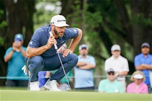 Ever the optimist, world No. 1 Dustin Johnson knows his U.S. Open fate will depend on the driver