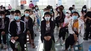 China reports highest daily number of local COVID-19 cases since January