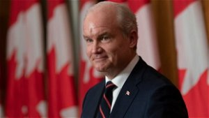 O'Toole attacks Trudeau's 'inexperienced' cabinet as a threat to national unity