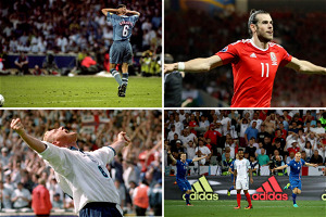 Euro 2020: Brits reveal their top 10 Euros moments - some might surprise you