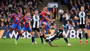 Crystal Palace vs Newcastle: 3 things we learned as Wilson steals point