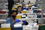 Georgia recount uncovers 2,600 new votes in presidential race