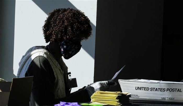 Second Georgia county finds previously uncounted votes
