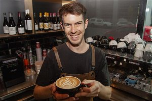 What does drinking coffee mean to us in Christchurch?