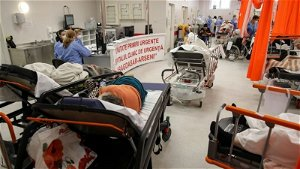 Inside Romania's Hospitals As COVID Crisis Intensifies