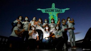 Brazil city offers COVID immunization to all as part of test