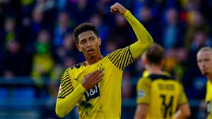 Meet Jobe Bellingham - Jude's younger brother linked with Borussia Dortmund