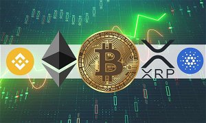 Crypto Market Cap Struggles to Maintain $1.5 Trillion, Bitcoin Amid $35K (Weekend Watch) - Bitcoins Channel