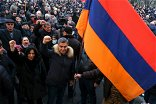 Armenian leader scores political point in spat with military