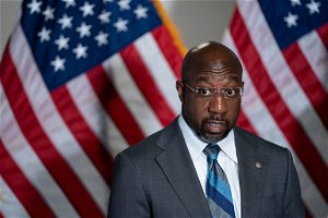 Raphael Warnock Claims He Has 'Never Been Opposed to Voter ID'