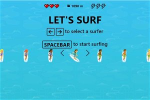 Microsoft Edge Has a Great Hidden Browser Game Called Surf, and It Is Getting an Update