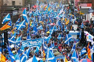 Scots back indyref2 if pro-independence 'supermajority' elected, poll suggests