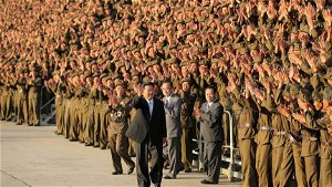 North Korea remains on war footing — and Joe Biden is right to be wary