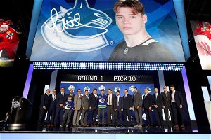 What's the potential trade value of the Canucks' No. 9 pick? Outlining offseason trade scenarios