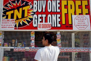 Amid extreme drought conditions, these Bay Area counties just increased fines on fireworks