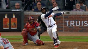 Guillermo Heredia's solo homer