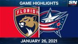 Hornqvist's shootout goal lifts Panthers over Blue Jackets