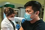 Filipino frontliner in Italy, shares experience after being vaccinated against COVID