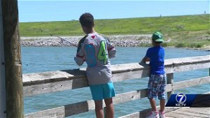 Great Outdoors: Fish are biting on lakes across state parks