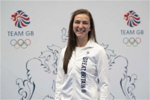 Karriss Artingstall makes impressive start to featherweight Olympic campaign