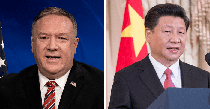 China sanctions Mike Pompeo, 27 other Trump administration officials