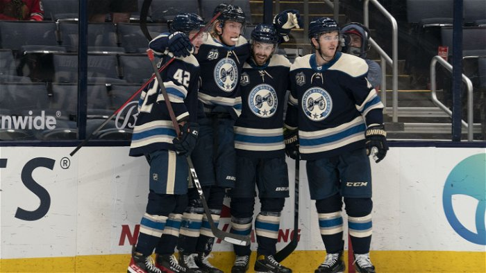 Trades start likely overhaul for disappointing Blue Jackets