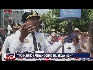 D.C. Police Chief Unloads on Lax Court System after Shooting: 'You Cannot Coddle Violent Criminals'