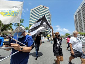 Progressive groups call for Puerto Rico Fiscal Control Board to be abolished