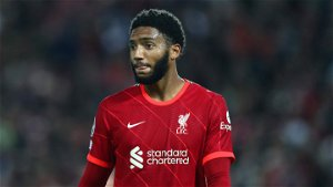 Joe Gomez concerned about England future due to lack of Liverpool game time